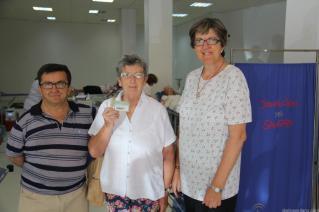 CECILIA CHACON MUESTRA PRIMER OS CARNET DONANTE SANGRE EN ALMUÑECAR 16