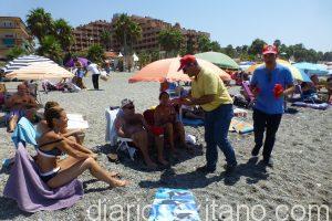 REPARTO DE CONOS EN SAN CRISTOBAL 16