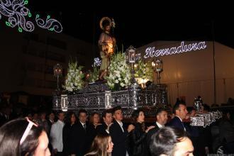 LA IMAGEN FRENTE CASETA OFICIAL FIESTAS LA HERRADURA 17