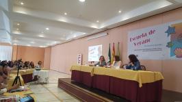 ACTO INAUGURAL CON ALCALDESA Y CONSEJERA SERVCIISO SOCIALES 17
