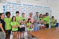 ACTO PRESENTACION CAMPEONATOS ANDALUCIA ATLETISMO EN ALMUÑECAR 17