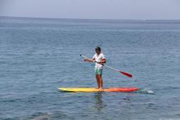 PADEL SURF DIA PERFECTO EN LA BAHIA DE LA HERRADURA 17