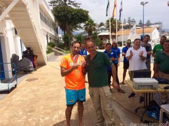 ARSENIO JOSE FRIAS CAMPEON PROVINCIAL PESCA KAYA