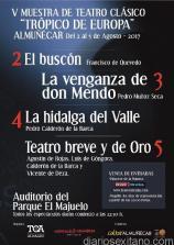 2-3-4-5 MUESTRA TEATRO CLASICO EN ALMUÑECAR POR PARTE DE COMEDIA DE ALMAGRO 17