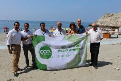 CANTARRIJAN BANDERA CON ISO 14001