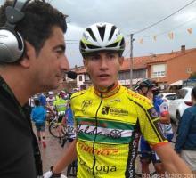 CARLOS RODRIGUEZ ENTREVISTADO EN VUELTA A BESAYA 17