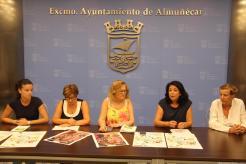 PRESENTACIÓN PROGRAMA ACTIVIDADES ALZHEIMER ALMUÑECAR 17