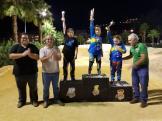ANA VALDERRAMA EN LOS MAS ALTO DEL PODIO Copa BMX 17