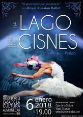 6 ENERO 18 LAGO DE LOS CINES BALLET