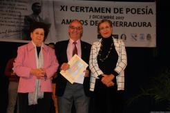 MOISES NAVARRO FERNANDEZ PRIMER PREMIO LOCAL CERTAMEN AMIGOS LA HERRADURA 17