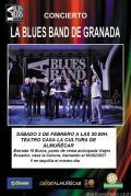 3 FEBRERO CONCIERTO BLUES BAND