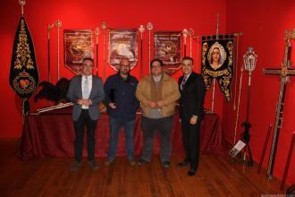 ACTO INAUGURAL EXPOSICION JORNADAS COFRADES ALMUÑECAR 18