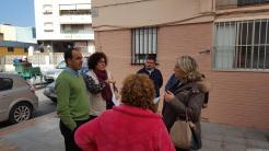 ALCALDESA SE ENTREVISTO CON VECINOS DEL BARRIO LA PALOMA 18