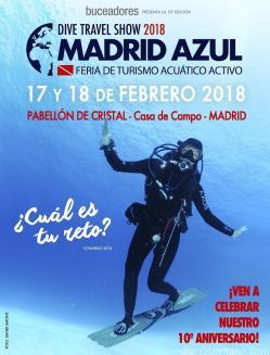 FERIA BUCEO DTS MADRID AZUL 2018