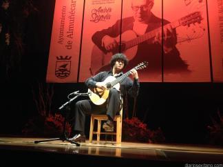 Guitarrista Coreano Deion Cho accede a la semifinal Certamen Andrés Segovia La Herradura 18