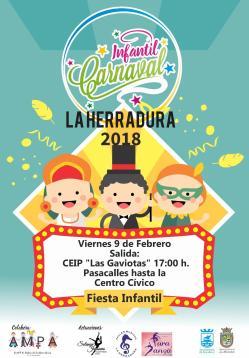 CARNAVAL INFANTIL LA HERRADURA VIERNES DÍA 9 FEBRERO 18