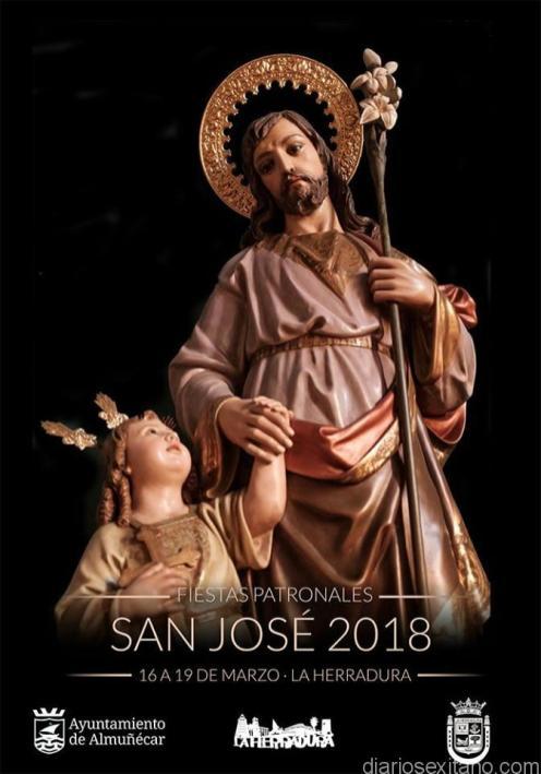 CARTEL OFICIAL SAN JOSE LA HERRADURA 2018