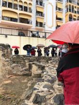 Visita termas romanas de Almuñécar 18