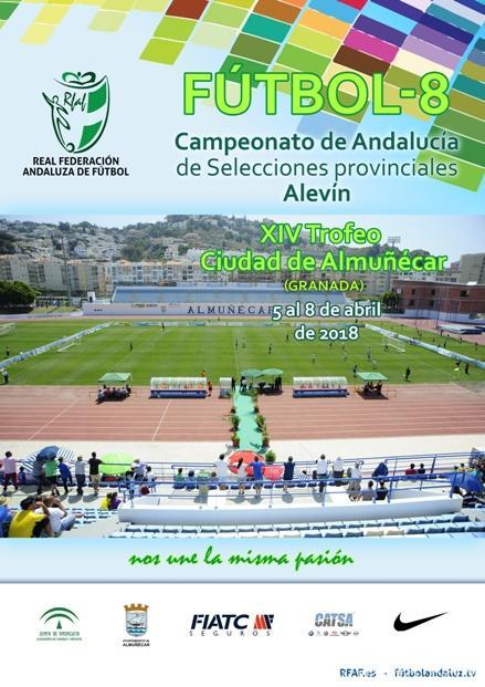 Campeonato Andalucía Alevín F8 Almuñécar 2018