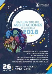 ENCUENTRO ASOCIACIONES ALMUÑECAR 2018