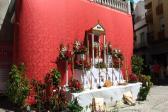 ALTAR DE CORPUS CHRISTI EN PLACETA DE LA ROSA ALMUÑECAR