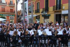 CONCIERTO BANDA NORDICA EN ALMUÑECAR FESTIVAL TROPICAL 18