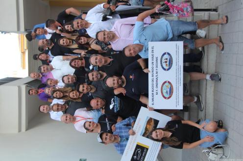 PARTICIPANTES Y ORGANIZACION I OPEN FOTOY VIDEO SUB BAHIA LA HERRADURA 18