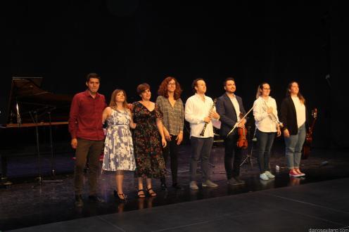 PROFESORES DE LA ESCUELA MUNICIPAL DE MUSICA Y DANZA DE ALMUÑECAR 18