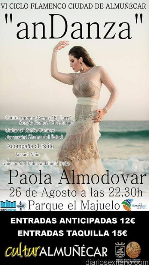 26 AGOSTO PAOLA ALMODOVAR