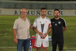 VELEZ MALAGA SUBCAMPEON TORNEO ALMUÑECAR CUP FUTBOL