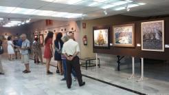 EXPOSICION PINTURA MUÑOZ Y CABRERA EN CASA CULTURA 18