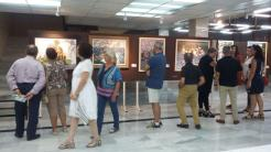 EXPOSICION PINTURA MUÑOZ Y CABRERA EN CASA CULTURA ALMUÑECAR 18