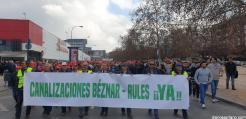 ALMUÑECAR PIDE LAS CANALIZACIONES DE RULES 20
