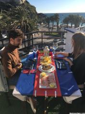 GRABACION HOTEL PLAYA SAN CRISTOBAL PARA SALUD AL DIA CANA SUR TV EN ALMUÑECAR 15 20