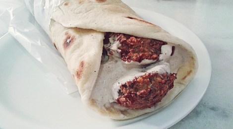 O Falafel da Pinati