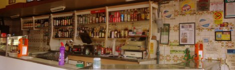 Pernil aperitivo no Bar do Costa