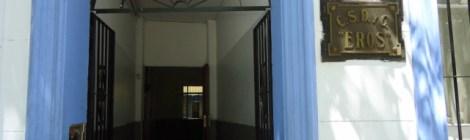 Buenos Aires de Quinta a Domingo: Club Eros y La Milanesa Napolitana