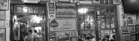 São Cristóvão, o bar bacana da Vila Madalena
