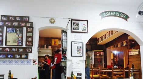 Academia da Gula – o boteco português da Vila Mariana