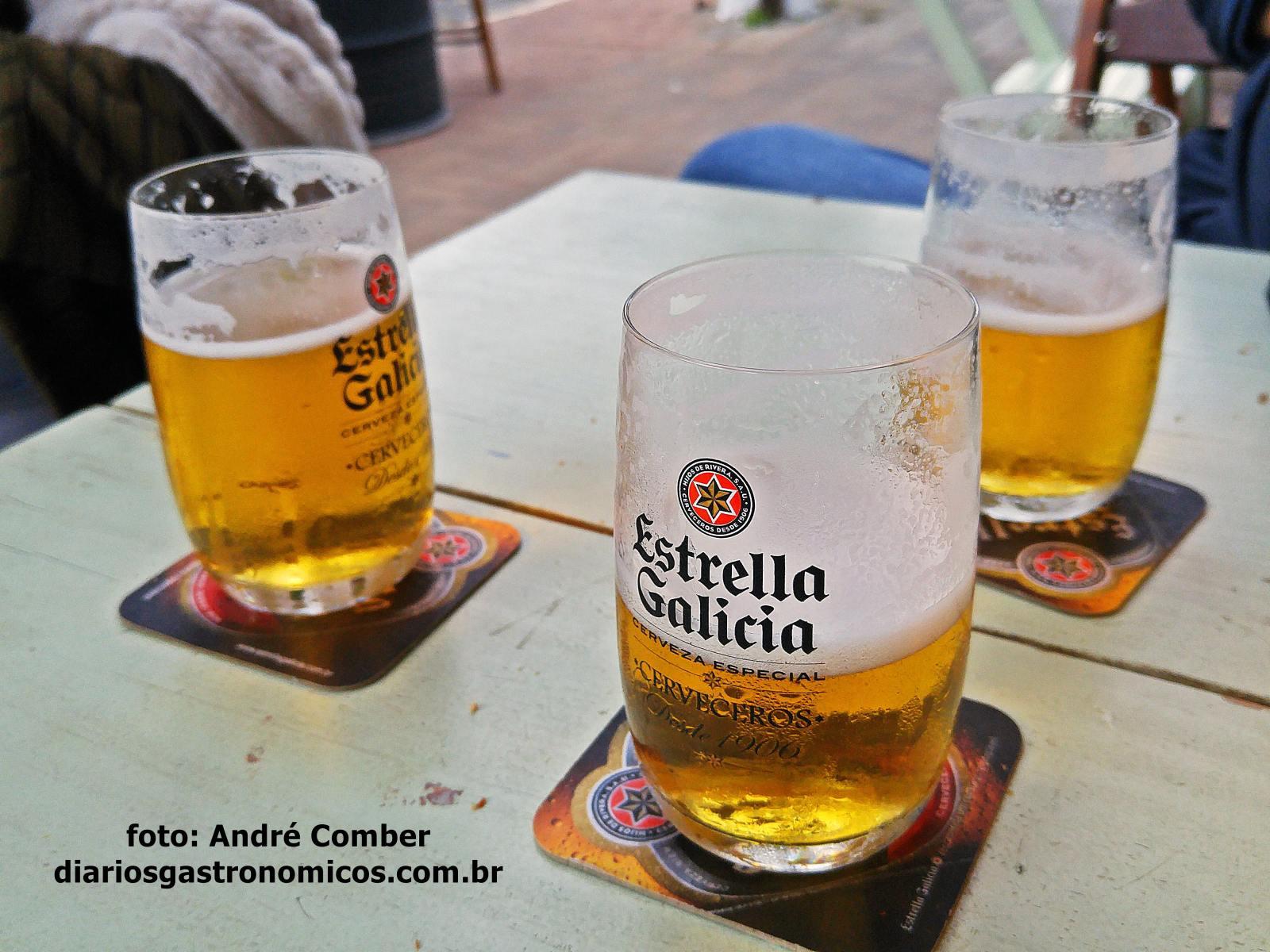 Jamon Jamon, Estrella Galicia