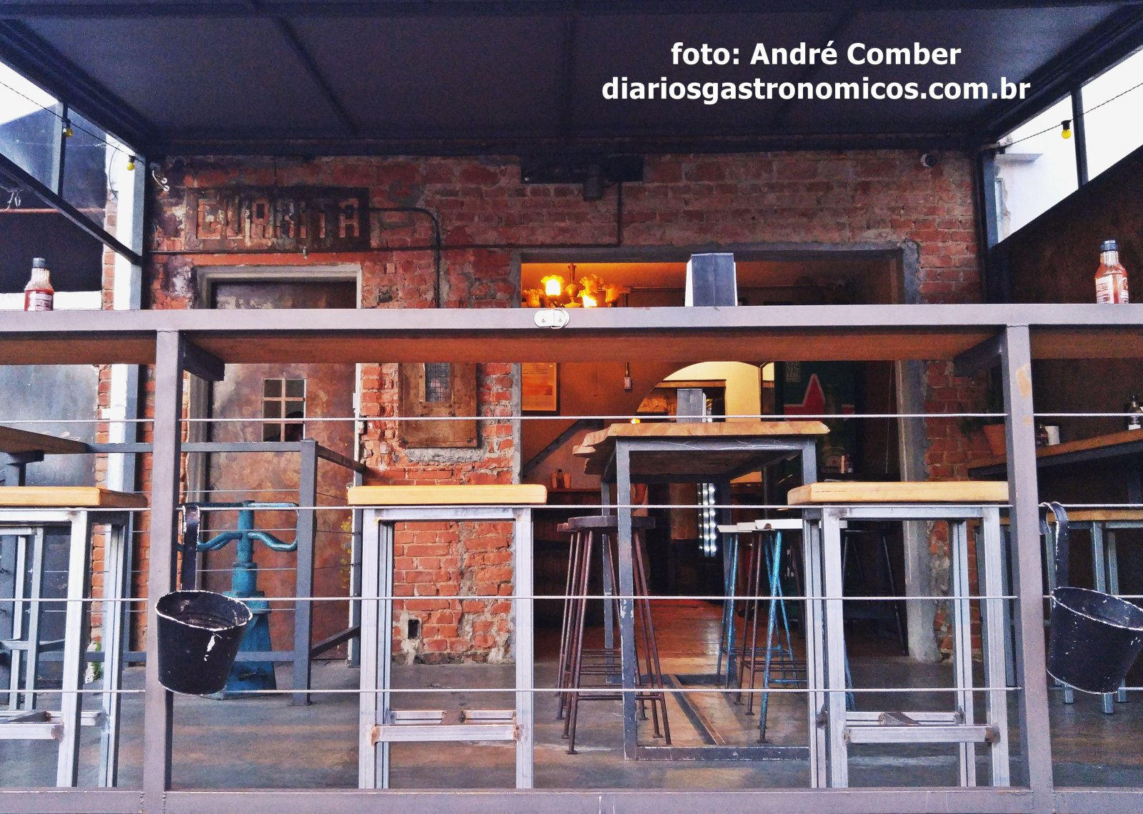Guarita Bar, Pinheiros
