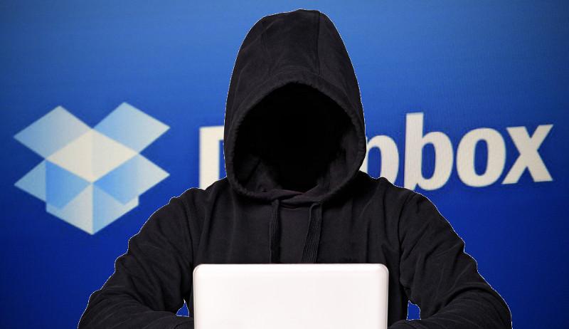 hacker y dropbox