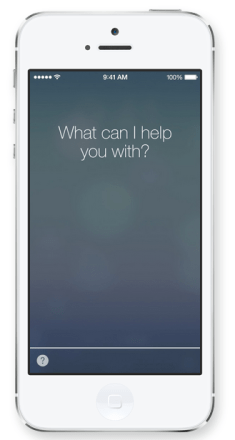 Siri / Imagen: www.apple.com
