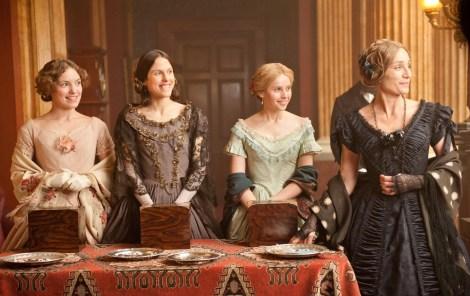 En The Invisible Woman el periodo histórico aparece retratado a la perfección / Foto: studiosystem.com