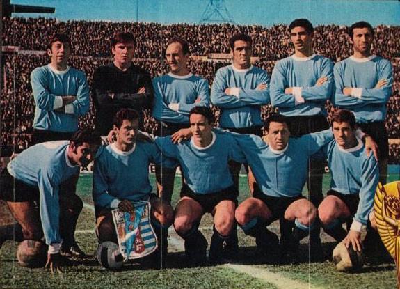 uruguay 1970.mundial mexico