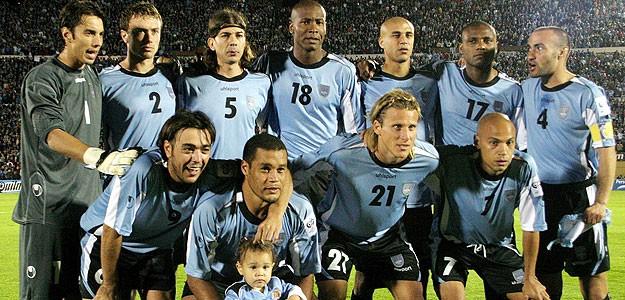 uruguay en corea japon 2002