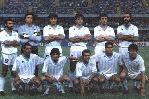 uruguay en italia 90