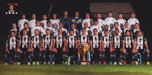 CLUB CENTRAL el padre del fútbol maragato.