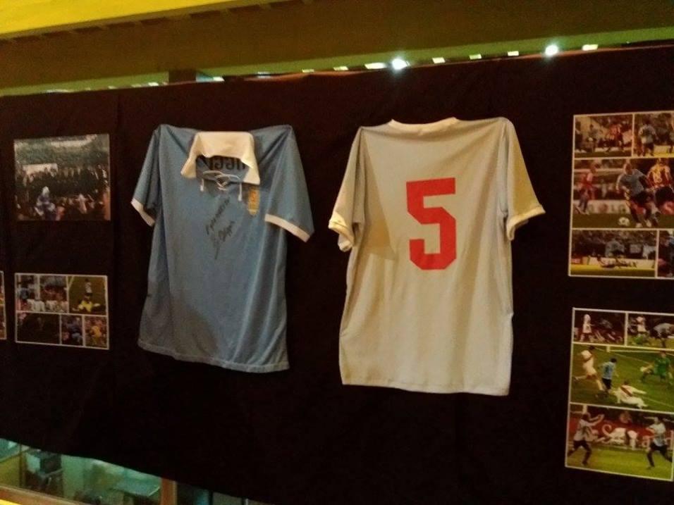 museo del futbol en rivera