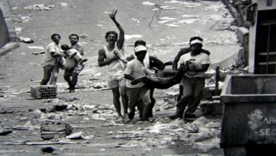 ¡Rebelión! 27-F cuando el pueblo volvió a marcar la pauta